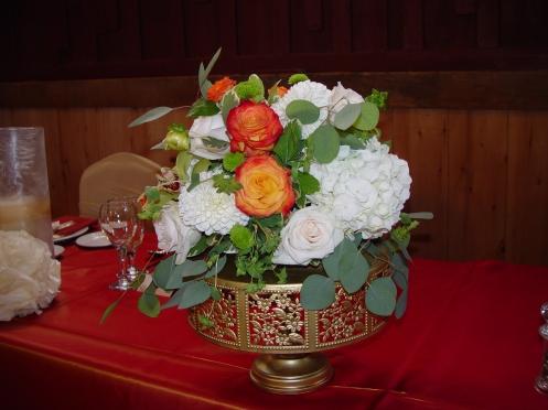 Cakestand arrangement