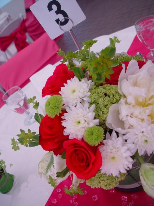 Vibrant, spring flowers