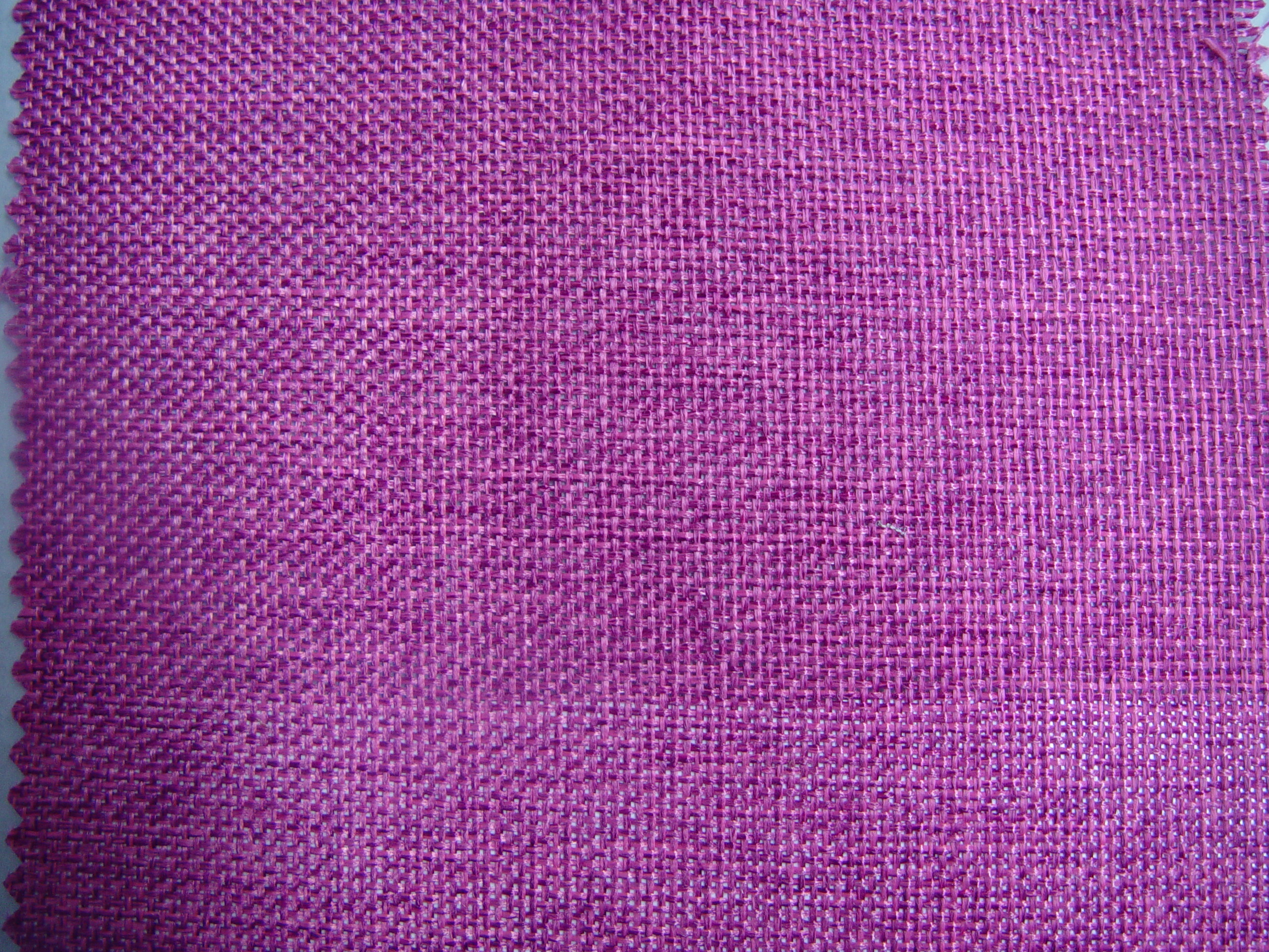 Fuscia Pink Burlap Table Cloths