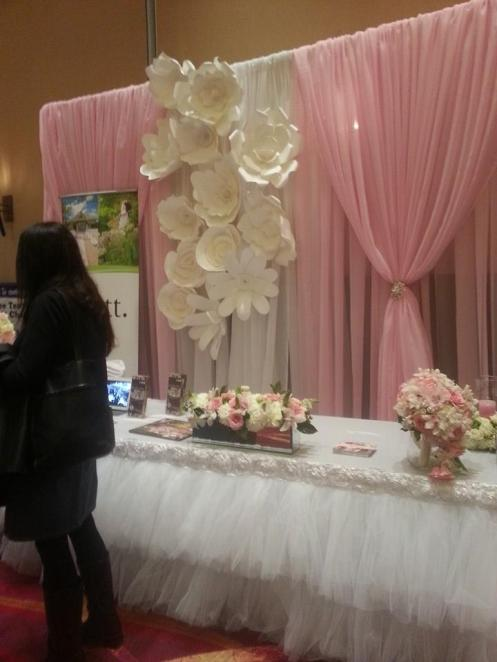 Our Booth at a Recent Show