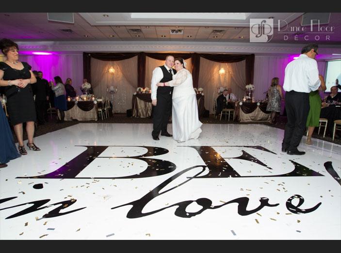 Opulence Floral Design And Event Decor Dance Floor