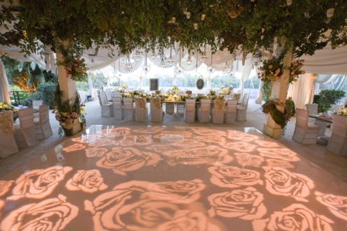 Floral Pattern Gobo from www.mindyweiss.com